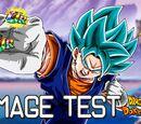 NeXuS-PoWeR/100% Vegito Blue Damage Test 🌟 Formen SSR, UR, TUR 100%, Dokkan Mode, Crit