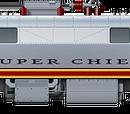Super Chief Class 86