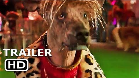 SHOW DOGS Official Trailer (2018) Comedy Movie