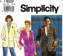 Simplicity 7489 B
