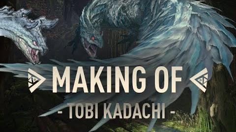 MH World - Making Of Tobi Kadachi