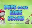 Pups Save Luke Stars