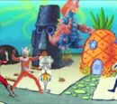 Ultra Fight Squidward Episode 7