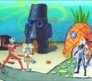 Ultra Fight Squidward Episode 8