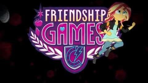 Canciones de Equestria Girls: Juegos de la Amistad