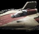 Interceptador RZ-1 A-wing