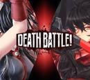 Akame VS Raven Branwen