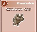 Weathered Vest