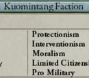 Paternal autocratic parties
