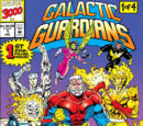 Galactic Guardians Vol 1 1