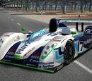 Pescarolo Sport Pescarolo-Courage - Judd GV5 Race Car '04