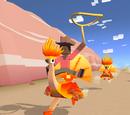 Fiery Phoemu