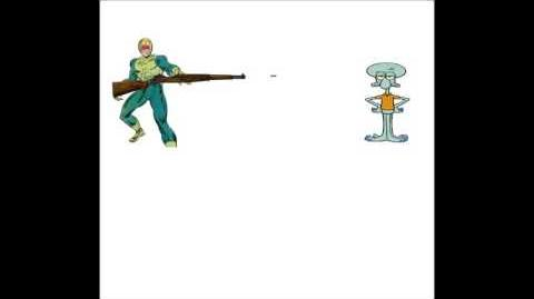 Squidward 4- The End