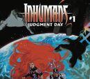 Inhumans: Judgment Day Vol 1 1