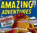 Amazing Adventures Vol 1 6