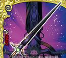 Divine Demonic Sword of the King, Excalibur Replica