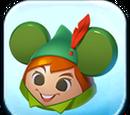 Peter Pan Ears Token