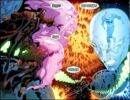 Alice Hayes (Earth-616) and Gene Hayes (Earth-616) battling Charles Xavier (Earth-616) from Iron Man- Legacy Vol 1 11 001.jpg