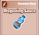 Disgusting Sauce