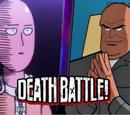 Saitama vs Lex Luthor