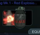 Frag Mk.1 - Red Explosion Mod