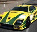 Lister Storm V12 Race Car '99