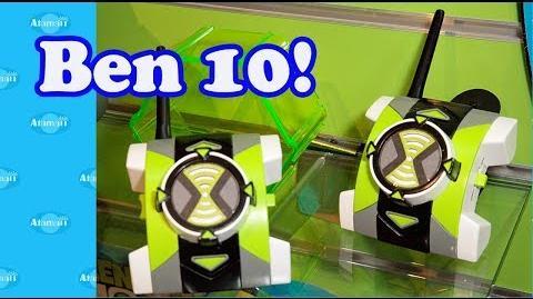 Ben 10 Reboot Season 3 Omnitrix Toy Fair Preview!