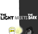 The Light Meets the Dark