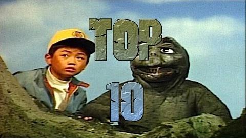 GojiFan93's Top 10 Least Favorite Godzilla Movies (OLD VIDEO)