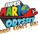 Super Mario Odyssey: Diddy Kong's Quest