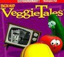 GourdTales: Where's God When I'm S-Scaed? VHS (1998) (Lyrick Studios print)