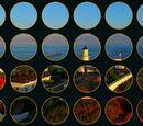 Mission:夕陽下的高雄燈塔