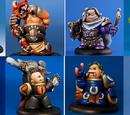 Matthew Schroeder/Warhammer 40,000: Primarchs - Cute and Smol Baby Edition