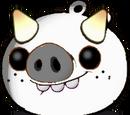 Белые олени