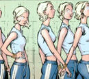 Irmãs Stepford Cuckoos (Terra-616)/Galeria