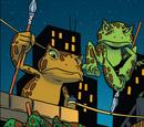 Frog Soldier (Amazing Adventures)