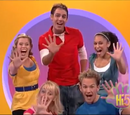 Hi-5 UK Series 1, Episode 38 (Feelings we have)