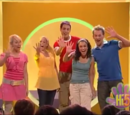 Hi-5 UK Series 1, Episode 24 (Dancing)