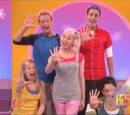 Hi-5 UK Series 1, Episode 10 (Fantastical pretending)
