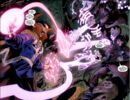 Tina Minoru (Earth-616) and Robert Minoru (Earth-616) battling Stephen Strange (Earth-616) from Iron Man Legacy Vol 1 11 001.jpg