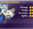 Dual Poison Handgun