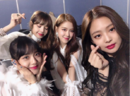 BLACKPINK at SBS Gayodaejun 2017 Instagram Update 171225.PNG