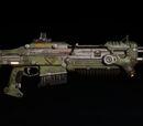 Rifle de Asalto Mark 1 Markza