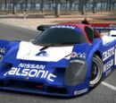 Nissan R92CP Race Car '92