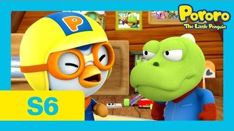Pororo, Crong! Please Don't Fight