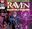 Raven: Daughter of Darkness Vol 1 1