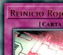 Reinicio Rojo