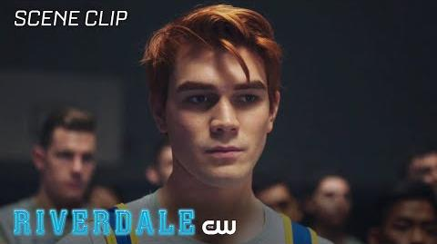 ARCHIE COMICS: Riverdale (s2 ep11 The Wrestler)