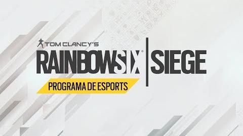 Rainbow Six - Programa de Esports 2018-2020