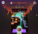 Level 21: Street Basketball